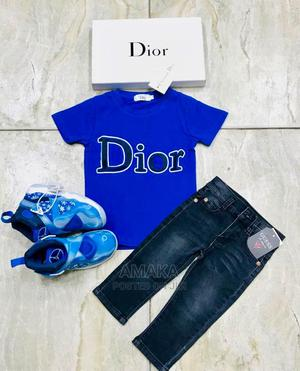 Children Cloth 3 Sets Yes | Children's Clothing for sale in Lagos State, Alimosho