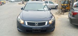 Honda Accord 2008 2.4 EX-L Blue | Cars for sale in Lagos State, Surulere