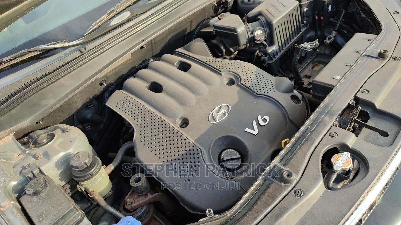Archive: Hyundai Sonata 2007 3.3 V6 GLS Green