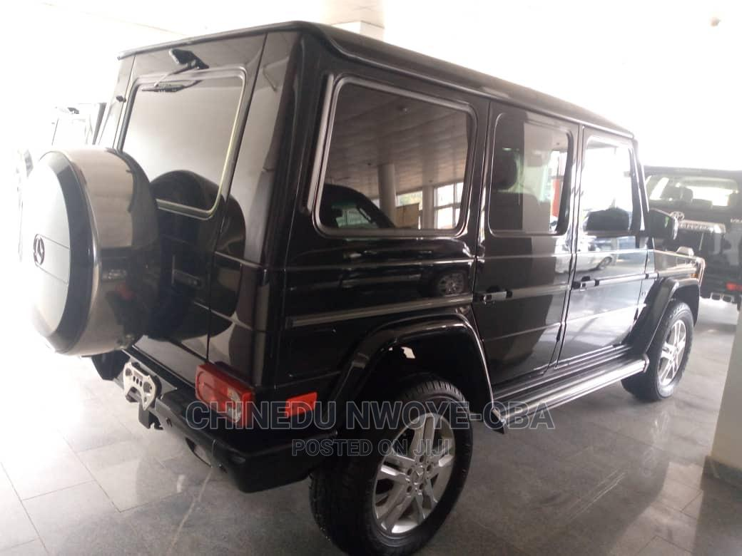 Mercedes-Benz G-Class 2017 Black   Cars for sale in Central Business District, Abuja (FCT) State, Nigeria