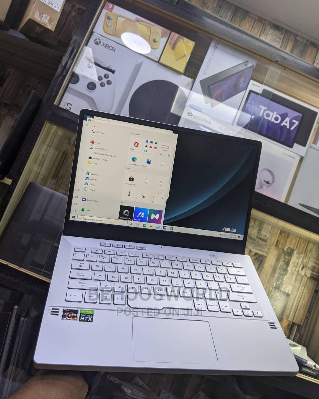 Laptop Asus ROG Zephyrus G14 16GB AMD Ryzen SSD 1T