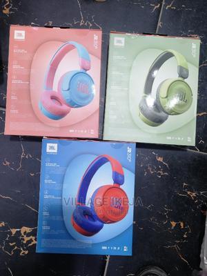 Jbl JR310BT Kid Bluetooth Headphone | Headphones for sale in Lagos State, Ikeja