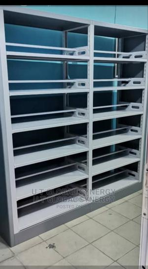 Imported Quality Library File Double Cabinet   Furniture for sale in Lagos State, Lekki