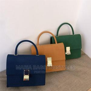 Female Genuine Leather Handbag   Bags for sale in Lagos State, Ojota