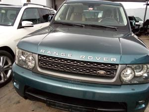 Land Rover Range Rover Sport 2011 Green   Cars for sale in Lagos State, Ikeja