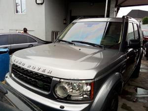 Land Rover LR4 2010 V8 Silver   Cars for sale in Lagos State, Ikeja