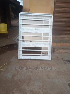 Casement Window With Burglary and Inner Net | Windows for sale in Lagos State, Ikorodu