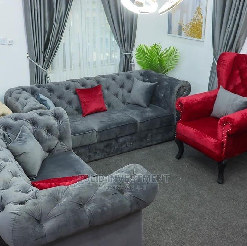 Archive: 6 Seaters Upholstery Sofa