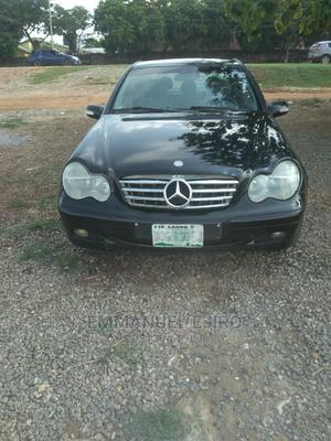 Mercedes-Benz C180 2004 Black   Cars for sale in Delta State, Warri