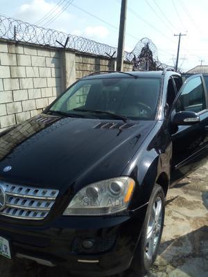Mercedes-Benz M Class 2008 Black | Cars for sale in Delta State, Warri