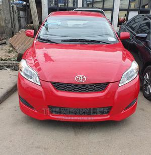 Toyota Matrix 2009 Red | Cars for sale in Lagos State, Ikoyi