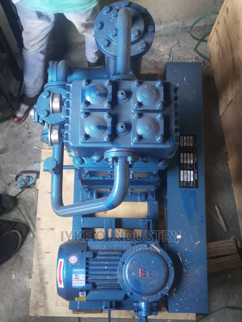 LPG Compressor Pump