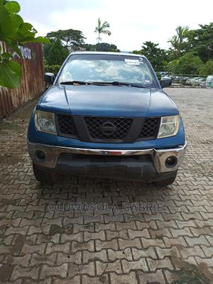 Nissan Frontier 2005 Automatic Blue | Cars for sale in Lagos State, Ikeja