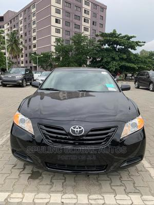 Toyota Camry 2008 2.4 LE Black | Cars for sale in Lagos State, Amuwo-Odofin