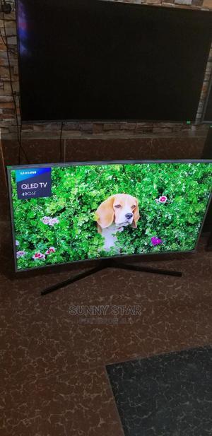 """49"""" Qled Uhd 4k Smart TV   TV & DVD Equipment for sale in Lagos State, Ojo"""
