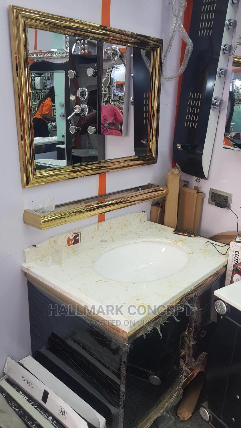 Dinning/Bathroom Cabinets   Furniture for sale in Orile, Lagos State, Nigeria