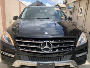 Mercedes-Benz M Class 2012 Black | Cars for sale in Lagos State, Ikeja
