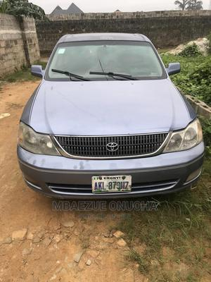 Toyota Avalon 2002 XLS W/Bucket Seats Blue   Cars for sale in Rivers State, Obio-Akpor