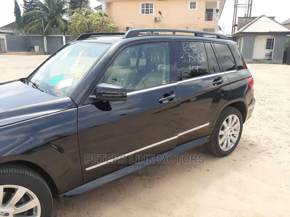 Mercedes-Benz GLK-Class 2010 350 4MATIC Black   Cars for sale in Umuahia, Abia State, Nigeria