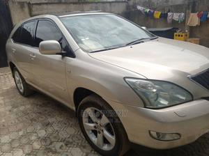 Lexus RX 2008 350 Gold | Cars for sale in Lagos State, Isolo