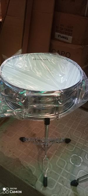 Yamaha Snare Drum With Snare Stand | Musical Instruments & Gear for sale in Lagos State, Ikeja