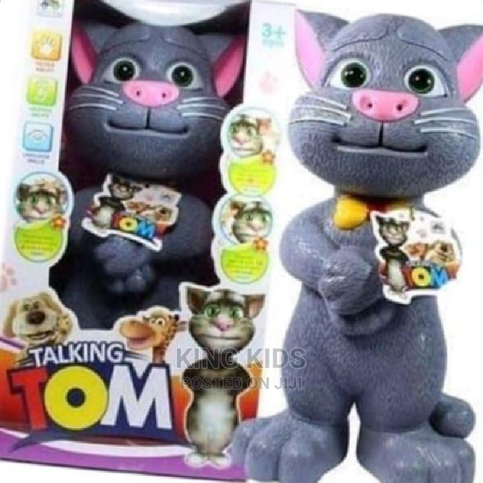 Archive: Talking Tom Toy