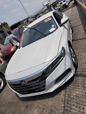 Honda Accord 2020 Sport 2.0T White | Cars for sale in Lagos State, Ikeja