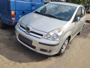 Toyota Corolla 2006 Verso 1.8 Luna Automatic Silver | Cars for sale in Lagos State, Surulere