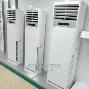 ^ New One Hisense 2 Ton Unit Stand Floor Ac Super Fresh Cool | Home Appliances for sale in Lagos State, Lekki