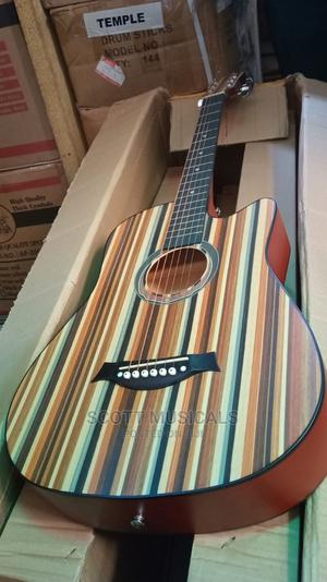 Professional Acoustic Guitar   Musical Instruments & Gear for sale in Lagos State, Ikeja