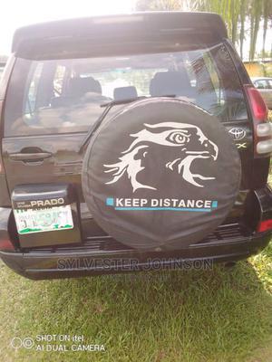 Toyota Land Cruiser Prado 2007 GX Black | Cars for sale in Delta State, Warri