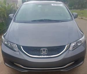 Honda Civic 2013 HF Sedan EX Gray | Cars for sale in Abuja (FCT) State, Wuse 2