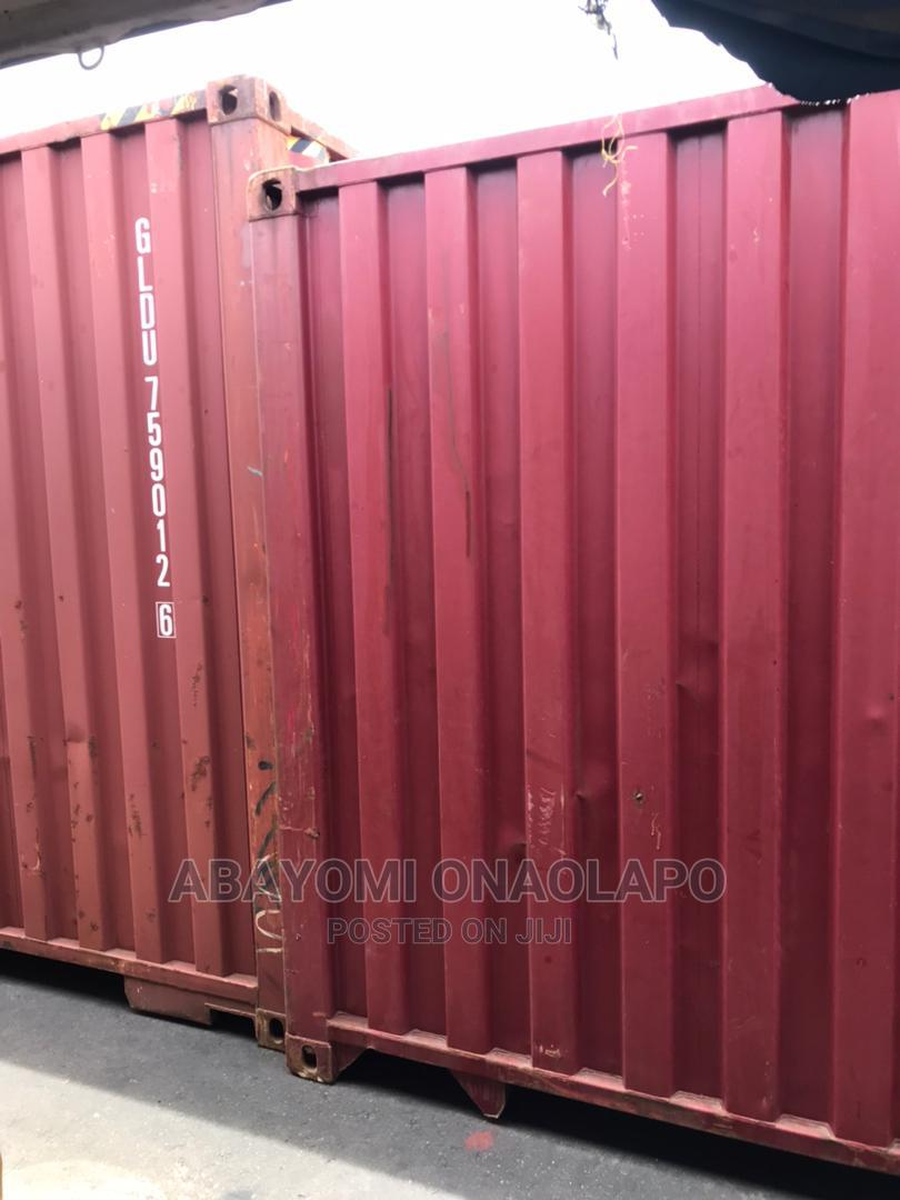 High Cube Standard Dry 40ft Container's For Sale | Manufacturing Equipment for sale in Apapa, Lagos State, Nigeria