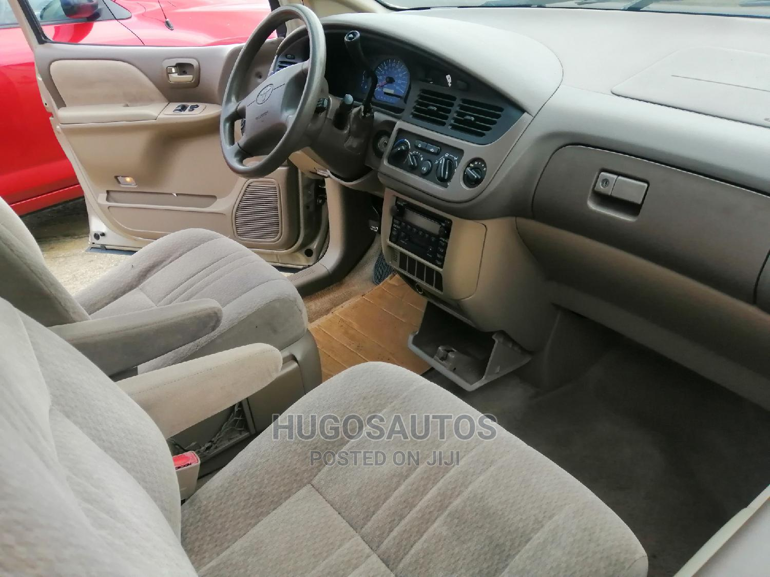 Toyota Sienna 2002 CE Gold   Cars for sale in Port-Harcourt, Rivers State, Nigeria