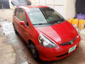 Honda Jazz 2006 1.2 Red | Cars for sale in Abuja (FCT) State, Kubwa
