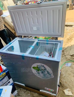Solar AC/DC Deep Freezer 218L | Kitchen Appliances for sale in Lagos State, Ikeja