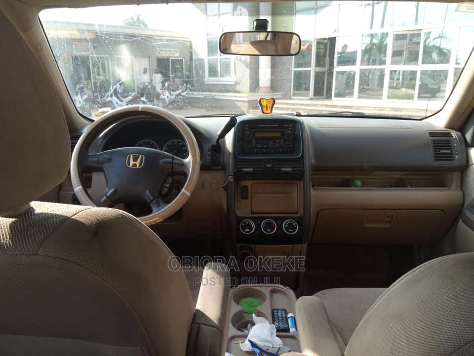 Archive: Honda CR-V 2006 Gold