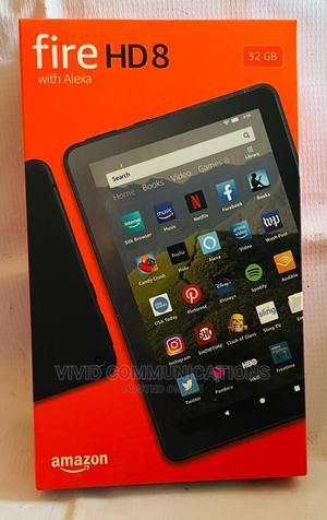 New Amazon Fire HD 8 (2020) 32 GB Black | Tablets for sale in Ogun State, Ijebu Ode