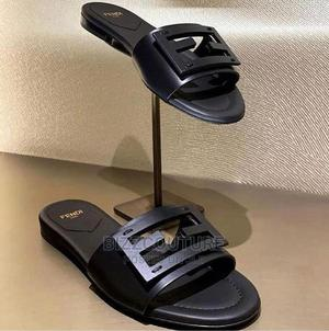 High Quality FENDI Slippers Available for Sale | Shoes for sale in Lagos State, Magodo