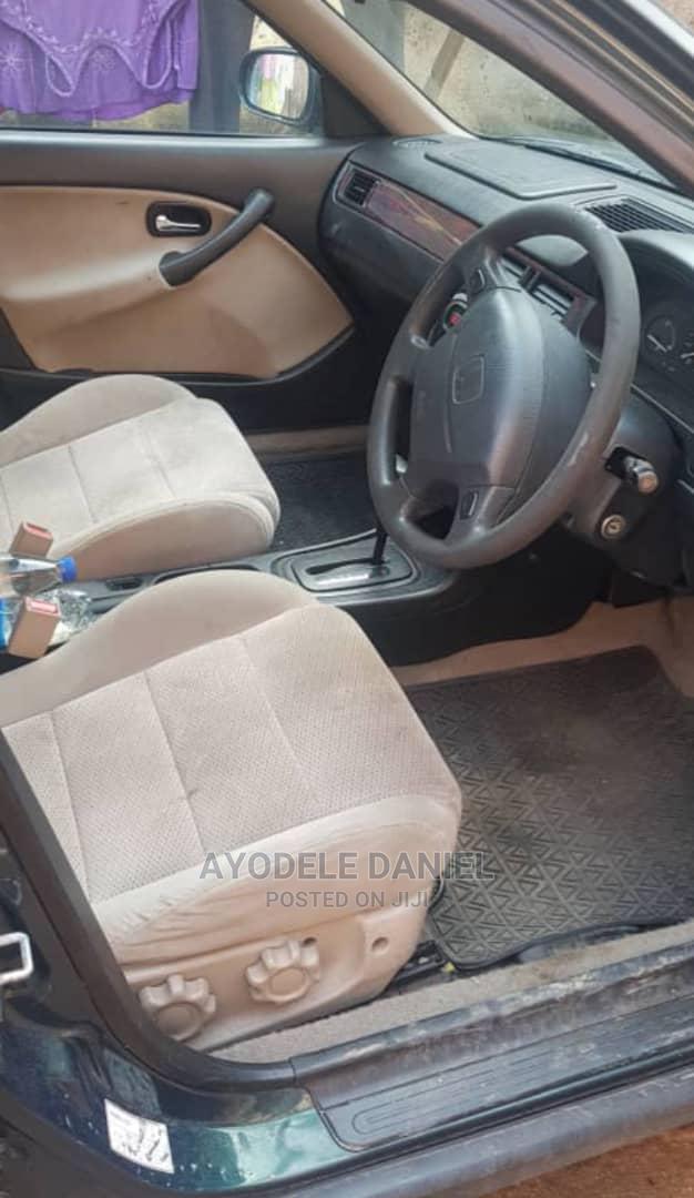 Archive: Honda Civic 2005 1.4i LS Green