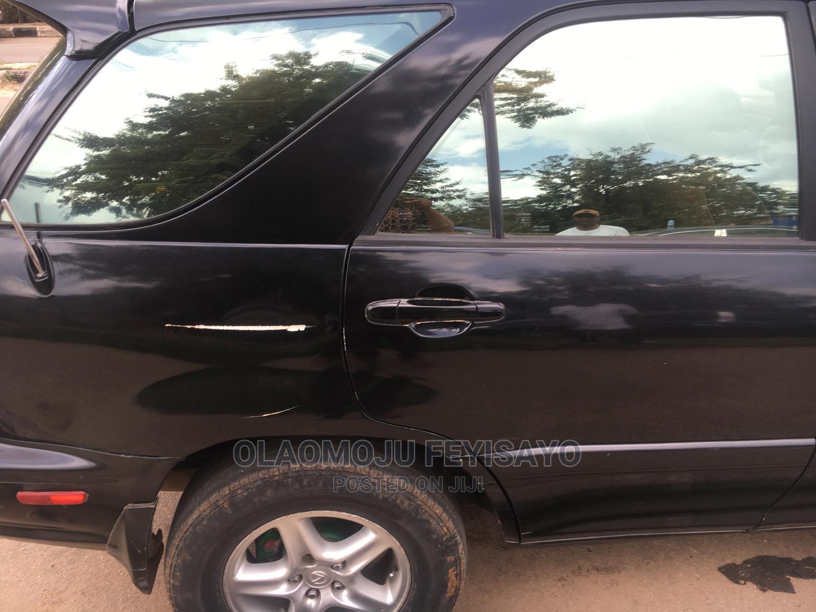 Lexus RX 2002 Black | Cars for sale in Ondo / Ondo State, Ondo State, Nigeria