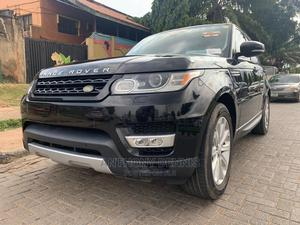 Land Rover Range Rover Sport 2015 Black | Cars for sale in Lagos State, Ilupeju