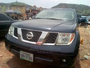 Nissan Pathfinder 2006 SE 4x4 Blue | Cars for sale in Abuja (FCT) State, Gaduwa