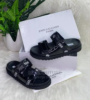 High Quality John Galliano Slippers Available for Sale | Shoes for sale in Lagos State, Magodo