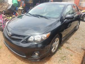 Toyota Corolla 2012 Black | Cars for sale in Oyo State, Ibadan