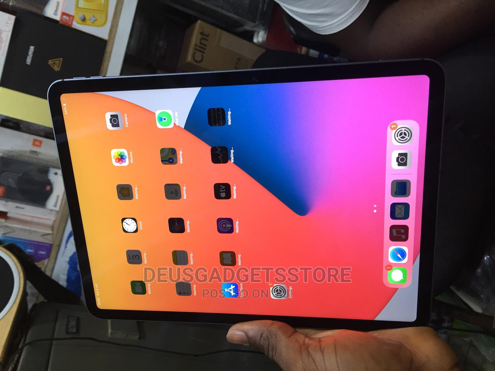Apple iPad Pro 11 (2020) 128 GB Gray | Tablets for sale in Ikeja, Lagos State, Nigeria