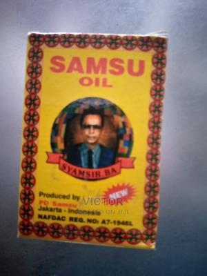 Samsu Oil for Sexual Stamina | Sexual Wellness for sale in Imo State, Owerri