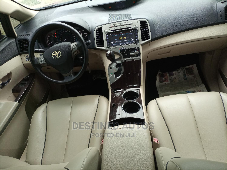 Toyota Venza 2011 V6 AWD Black   Cars for sale in Ajah, Lagos State, Nigeria