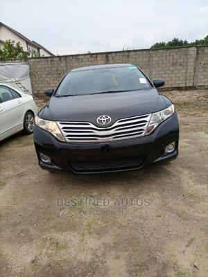 Toyota Venza 2011 V6 AWD Black   Cars for sale in Lagos State, Ajah
