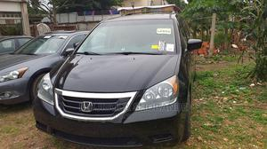 Honda Odyssey 2008 Touring Black | Cars for sale in Lagos State, Ikeja